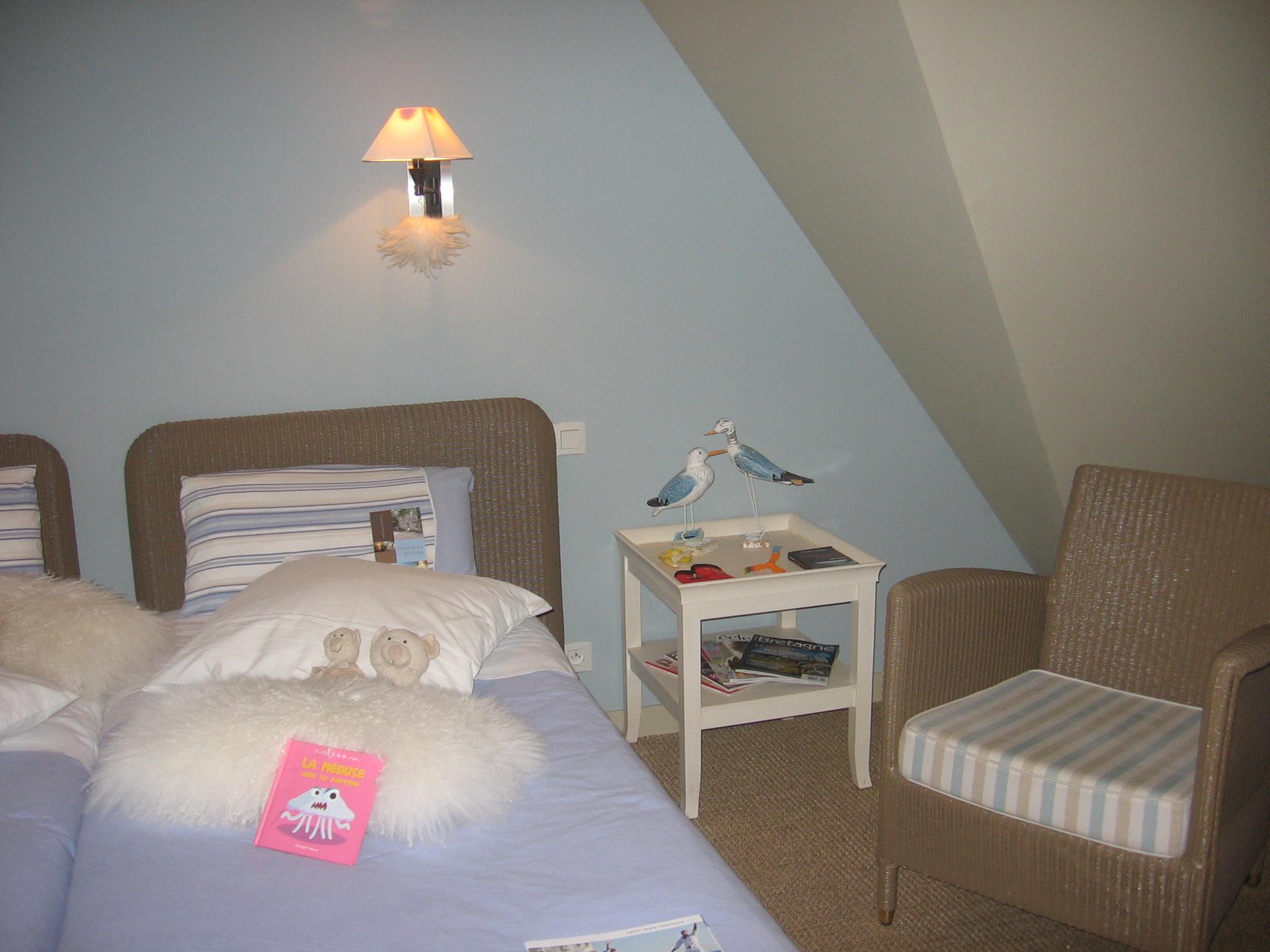 Chambre comble de r ves chambres d 39 h tes le vieux logis - Chambre d hotes libertine ...