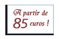 Carte cadeau des Chambres d'Hôtes du vieux Logis de Saint-Briac-sur-Mer à offrir à partir de 83 euros